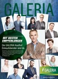 Galeria Kaufhof Mit besten Empfehlungen September 2015 KW37