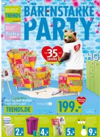 Trends Bärenstarke Party September 2015 KW37