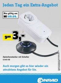 Conrad Jeden Tag ein Extra-Angebot September 2015 KW37 2
