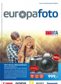 Europafoto Angebote September 2015 KW37