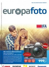 Europafoto Angebote September 2015 KW37