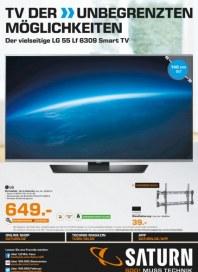Saturn TV der unbegrenzten Möglichkeiten September 2015 KW38