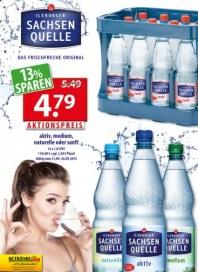 Getränkeland Ileburger Mineralwasser...Angebot September 2015 KW39