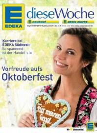 Edeka Vorfreude aufs Oktoberfest September 2015 KW39