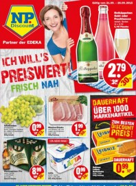 NP-Discount Ich will´s preiswert September 2015 KW39 2