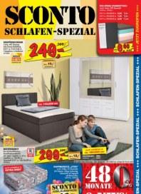 Sconto Schlafen-Spezial September 2015 KW39