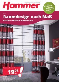 Hammer Raumdesign nach Maß September 2015 KW39