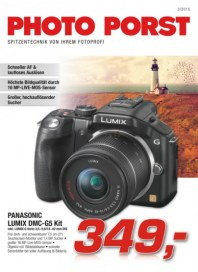 PHOTO PORST Spitzentechnik von Ihrem Fotoprofi September 2015 KW39