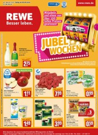 Rewe Jubel Wochen September 2015 KW40