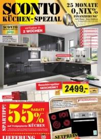 Sconto Küchen-Spezial September 2015 KW40