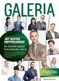 Galeria Kaufhof Mit besten Empfehlungen September 2015 KW40 1