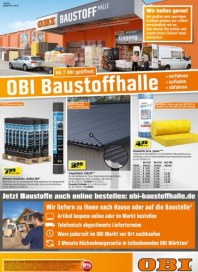 OBI OBI Baustoffhalle September 2015 KW40
