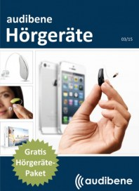 audibene Gratis Hörgeräte-Paket Oktober 2015 KW40