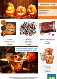 Tedi GmbH & Co. KG Süßes oder Saures Oktober 2015 KW40