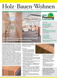 Holz Possling Holz•Bauen•Wohnen Oktober 2015 KW41