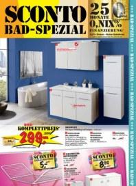 Sconto Bad-Spezial Oktober 2015 KW41