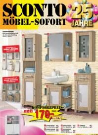 Sconto Möbel-Sofort Oktober 2015 KW41