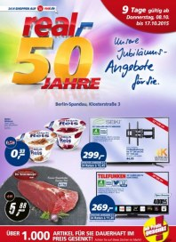 real,- 50 Jahre real,- Oktober 2015 KW41