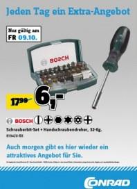 Conrad Electronic Jeden Tag ein Extra-Angebot Oktober 2015 KW41 4