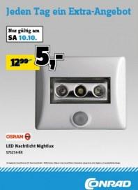 Conrad Electronic Jeden Tag ein Extra-Angebot Oktober 2015 KW41 5