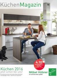 Möbel Hübner Küchenmagazin Oktober 2015 KW42