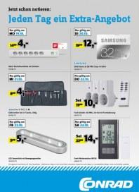 Conrad Electronic Jeden Tag ein Extra-Angebot Oktober 2015 KW43 7