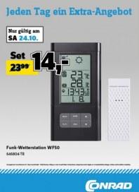 Conrad Electronic Jeden Tag ein Extra-Angebot Oktober 2015 KW43 9