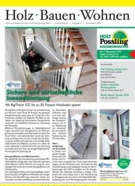 Holz Possling Holz•Bauen•Wohnen November 2015 KW45