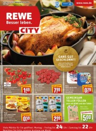 Rewe REWE City November 2015 KW45