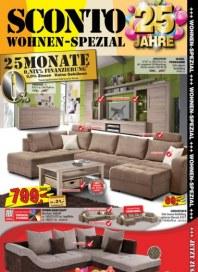 Sconto Wohnen-Spezial November 2015 KW45