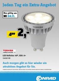 Conrad Electronic Jeden Tag ein Extra-Angebot November 2015 KW45 2