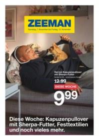 Zeeman Zeeman November 2015 KW45