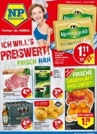 NP-Discount Ich will´s preiswert November 2015 KW47 2