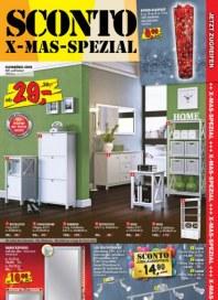 Sconto X-Mas-Spezial November 2015 KW47