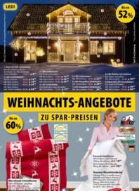 Dänisches Bettenlager Weihnachts-Angebote November 2015 KW46