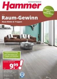 Hammer Raum-Gewinn. Neue Böden und Treppen November 2015 KW47