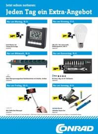 Conrad Electronic Jeden Tag ein Extra-Angebot November 2015 KW47 7