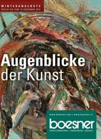 boesner Augenblicke der Kunst November 2015 KW47