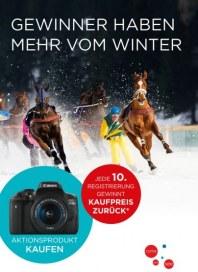 Canon Gewinner haben mehr vom Winter November 2015 KW48