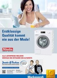 Dreetz & Firchau Erstklassige Qualität kommt nie aus der Mode November 2015 KW48