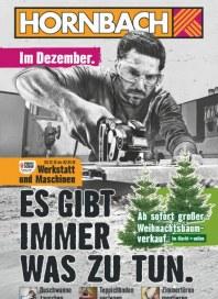 Hornbach Es gibt immer was zu tun November 2015 KW48