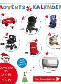 BabyOne Adventskalender Dezember 2015 KW49