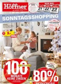 Höffner Höffner ... Wo Wohnen wenig kostet Dezember 2015 KW49