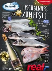 real,- Fischgenuss zum Fest Dezember 2015 KW50