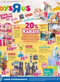 Toys''R''Us Sparen und Spielen Dezember 2015 KW49