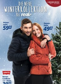 real,- Die neue Winterkollektion bei real,- November 2015 KW49
