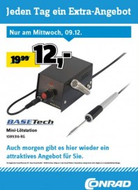 Conrad Electronic Jeden Tag ein Extra-Angebot Dezember 2015 KW50 1