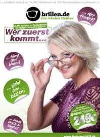 Brillen.de Optik AG Wer zuerst kommt Dezember 2015 KW49