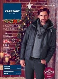 KARSTADT Umwerfende Weihnachtszeit Dezember 2015 KW51