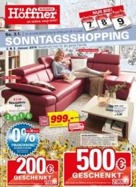 Höffner Höffner ... Wo Wohnen wenig kostet Dezember 2015 KW52 7